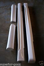 FPV F6/GS/Pursuit Cabin/Ute Tray Side Skirts Body Kit - Ford FG Falcon Ute/XR/XL