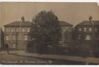 The Triangle Great Quintin Avenue W London 1908 RP Postcard  248a