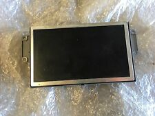 Peugeot 407 C5 satnav radio screen 9654917880