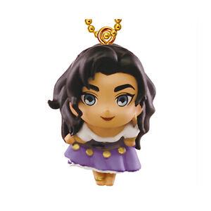 *UK Dispatch* TAKARA TOMY Disney Heroine Clip 3rd Keyring - 2. Esmeralda