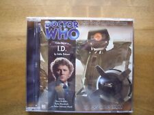Doctor Who I.D., 2007 Big Finish audio book CD
