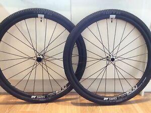 DT Swiss GR1600 700c Gravel Wheelset With WTB Riddler Tyres