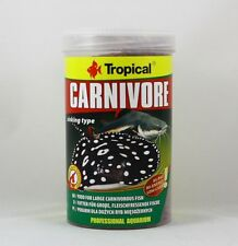 Carnivore Tropical 1000ml Food for Large Carnivorous Fish 17,99 €/ L