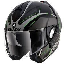 Caschi Shark argento per la guida di veicoli