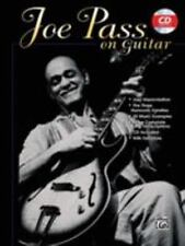 Joe Pass On Guitar with CD (Audio) (Cpp Media Video Transcription), Joe Pass, Ne