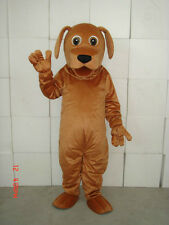 Special offer! Bloodhound/Dog adult mascot costume fancy dress for festival