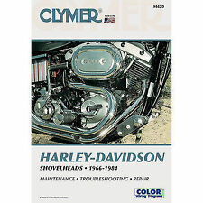 Clymer Repair Manual M420 Har Shovelheads