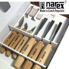 Narex 894610 estándar de 6 Piezas Talla conjunto madera HERRAMIENTA TALLADO ASTILLA Carvers