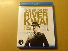 BLU-RAY / THE BRIDGE ON THE RIVER KWAI (WILLIAM HOLDEN, JACK HAWKINS)