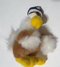 "7.5"" inches 24k polar puff 1989 eagle plush dolls"