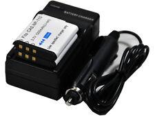 New 2pcs NP-160 Battery + Charger for EX-ZR10 ZR20 ZR50 Z2200 ZR20 Z3000 Z2000