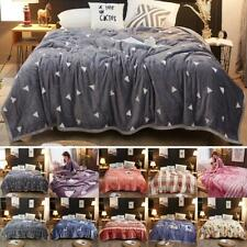 """48"""" x80"""" Weighted Blanket Full Queen Size Reduce Stress Promote Deep Sleep"""