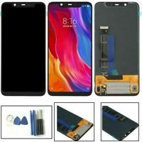 For XIAOMI Mi8 Mi 8 Full LCD Display Touch Screen Digitizer Assembly Replace BUS