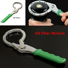 Car SUV Motorcycle Oil Filter Wrench Handcuff Style Remover Tool Range 60mm-75mm