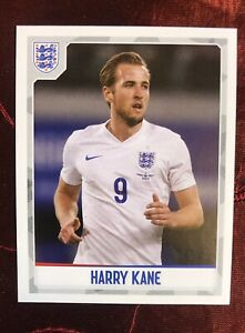 HARRY KANE 2014-15 PANINI  ROOKIE STICKER ENGLAND COLLECTION  NATIONAL TEAM #39