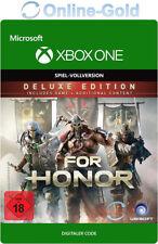 For Honor Deluxe Edition - Microsof Xbox One Spiel - Digital Download Code - DE