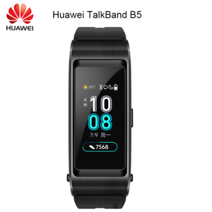 Original Huawei Talk Band B5 Sports Wristband SmartWatch Bracelace Health