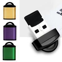 Mini High Speed USB 3.0 Port Micro  SDXC TF Memory Card Reader Adapter New