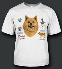 Finnish Spitz Dog History New T-Shirts