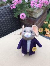 "Needle felted mouse ""Mervyn� Ooak Animal Mice Gift Handmade With Love�"