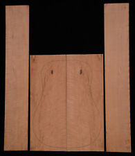 European Pear Guitar Set #02,Dreadnought Size Back and Sides