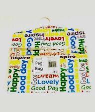 Russel Good Day Waterproof Finish Peg Bag - BRAND NEW