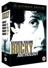 Rocky Anthology - 2005 Burt Young, Burgess Meredith, Dolph Lundgren Region 2 DVD