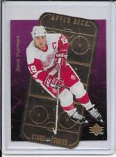 95-96 Upper Deck SP Steve Yzerman Stars Etoiles Gold # E14