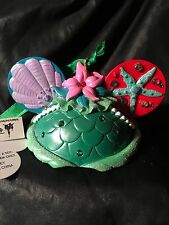 Disney Ariel Ear Hat Little Mermaid Christmas Ornament new with tags