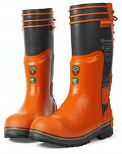 Husqvarna Chainsaw Rubber Boots Light 28 Protective Boots