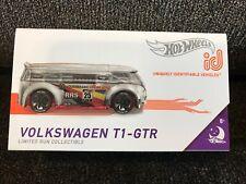 Hot Wheels Volkswagen T1-GTR ID Series (Identifiable Vehicles)