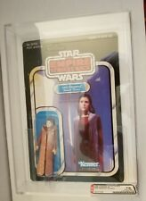 Star Wars ESB 41 Back B Leia (Bespin Gown) 1980 AFA 75