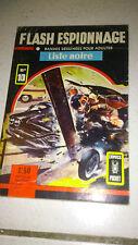 Flash Espionnage -10. Liste noire 02/1967 - Arédit