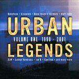 SCOTT Jill, SADE... - Urban legends vol 1 1990-2001 - CD Album