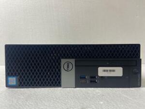 Dell OptiPlex 5060 SFF Core i5-8500 8gb RAM 256GB SSD DVD+RW WIN10