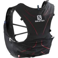 Mochilas y bolsas Salomon color principal negro para acampada y senderismo