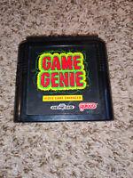 Game Genie - Sega Genesis VIDEO GAME ENHANCER