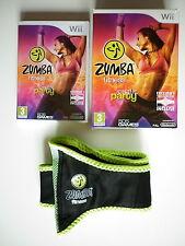 Zumba Fitness Join The Party Jeu Vidéo Nintendo Wii