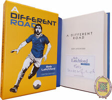 Signed Book - A Different Road by Bob Latchford - Limited Edition (289 copies)