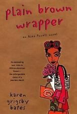 PLAIN BROWN WRAPPER - NEW PAPERBACK BOOK