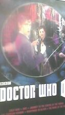 Doctor Who Cold War Hide Centre of the Tardis Crimson Horror Nightmare in Silver