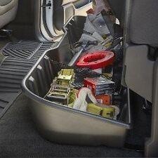 GM 23183674 Underseat Storage Box for 2014 - 2016 Silverado or Sierra CREW CAB
