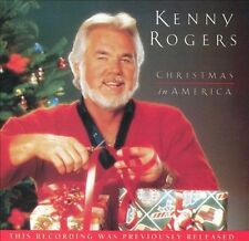 Christmas in America by Kenny Rogers HITS Minty CD New Case
