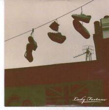 (BW927) Lady Fortune, I Feel So Slightly Strange - 2011 DJ CD