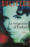 Livre la vengeance d'Esther Sulitzer book