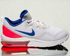 new styles 67d9e e2569 Nike Air Max Fury White/Blue/Solar Red Men's Trainers Shoes UK 9_10