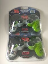 PLAY STATION 3 PS3 Mad catz Nascar Controller Faceplate Dale Jr 88 lot of 2