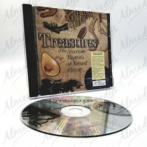 Treasures of the American Museum of Natural History CD-ROM FREE SHIPPING