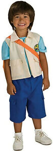 Deluxe Diego Costume - Size Toddler