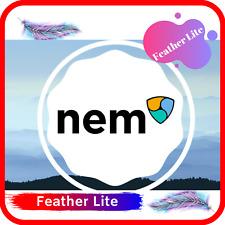 30 NEM (XEM) CRYPTO MINING-CONTRACT - 30 XEM, Crypto Currency
